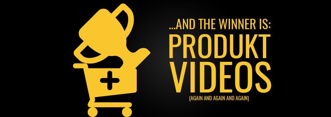 Wirksamkeit von Produktvideos